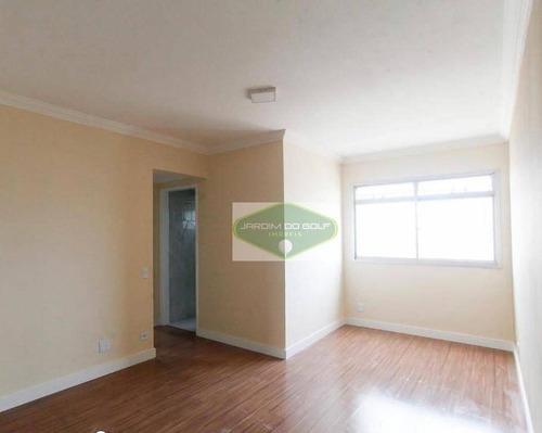 Apartamento Com 2 Dormitórios À Venda, 67 M² Por R$ 385.000,00 - Vila Santa Catarina - São Paulo/sp - Ap2411