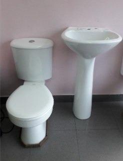 Salas De Baño Con Pedestal Bañoc