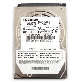 Hd Toshiba Sata 320gb Slim P/ Notebook Xbox Ps3 Com Garantia