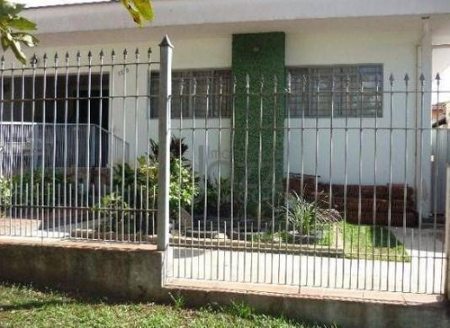 Casa Residencial À Venda, Parque São Quirino, Campinas. - Ca2984