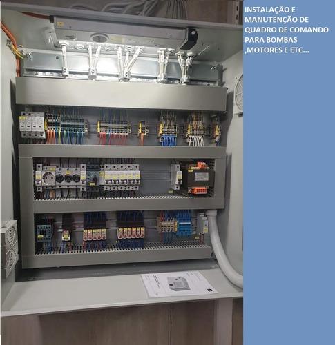 Imagem 1 de 8 de Instalações Eletricas
