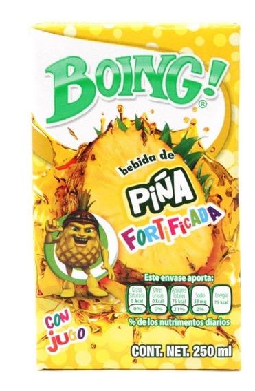 Boing Jugo Sabor Piña 250 Ml