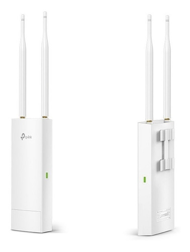 Cpe Externo Tp Link Eap 110 Outdoor 300 2.4ghz 2x3 Dbi Poe