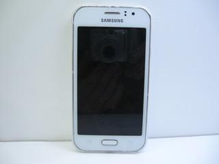 Samsung Galaxy J1 Ace 3g Sm-j110l/ds Ligando Placa Ok Branco