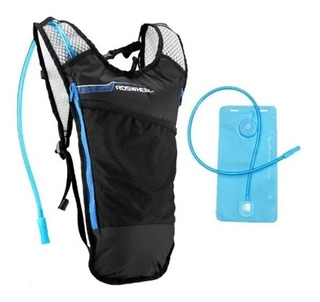Bolso Hidratación Tipo Camelbak + Vejiga 2 Litros Original