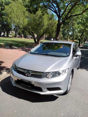 Honda Civic 1.8 Lxs At 140cv 2014