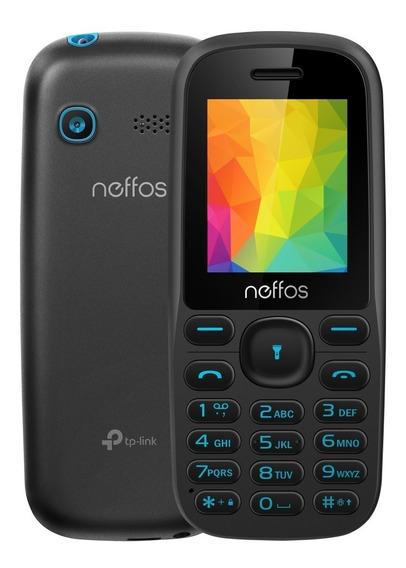 Celular Neffos N105, Dual Sim, Cámara, Radio Fm, Linterna