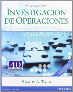 Investigacion De Operaciones (9na.edicion)