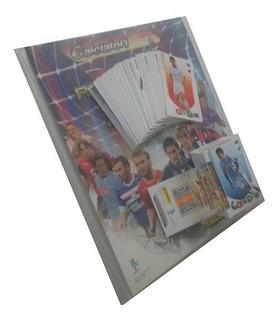 Cards Adrenalyn Calciatori 2010-11 Base Completa Com Pasta