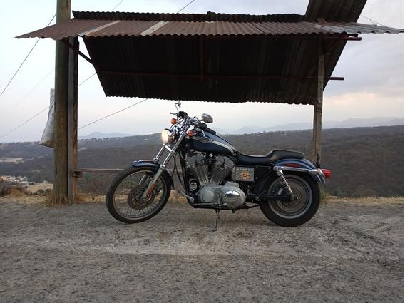 Harley-davidson Sportster Aniversario 883