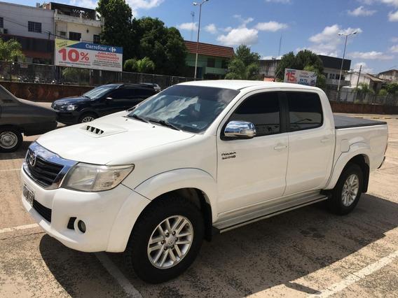 Toyota Hilux 3.0 Tdi Dc 4x2 Srv Cuero Mt 2014