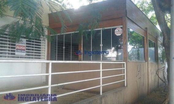 Salão Para Alugar Por R$ 3.300/mês - Centro - Londrina/pr - Sl0014