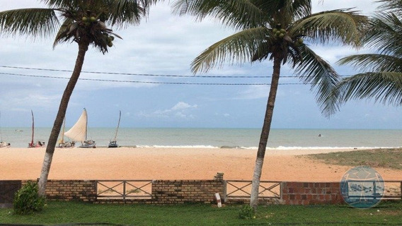 Casa A Venda Beira Mar Da Praia De Gracandu Rn - V-10547