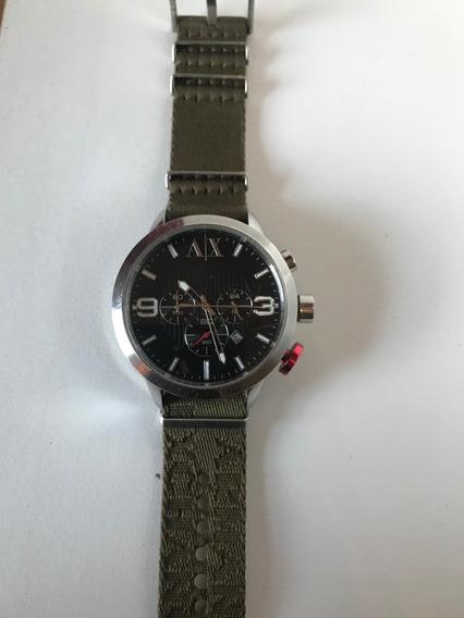 Relógio Armani Exchange Aço Inox Uax1145