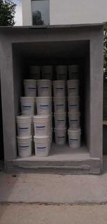Revestimientos Exteriores Micro Cemento Chile 18 Kilos 12 M2