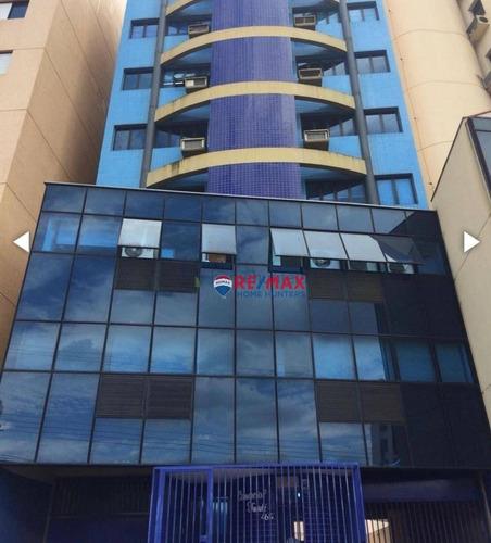 Imagem 1 de 20 de Sala À Venda, 67 M² Por R$ 170.000,00 - Centro - Campinas/sp - Sa1189