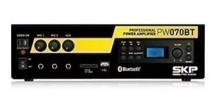 Amplificador Skp Pw-70 Bt - Internet Store
