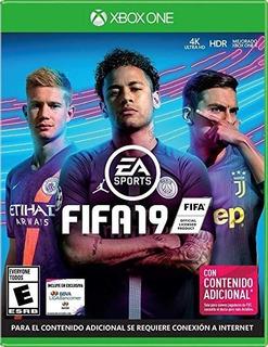 Fifa 19 Xbox One- Fisico- Oferta Limitada