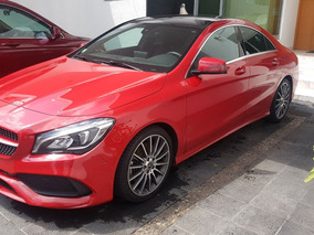 Mercedes-benz Clase Cla 2.0 250 Cgi Sport At Rojo
