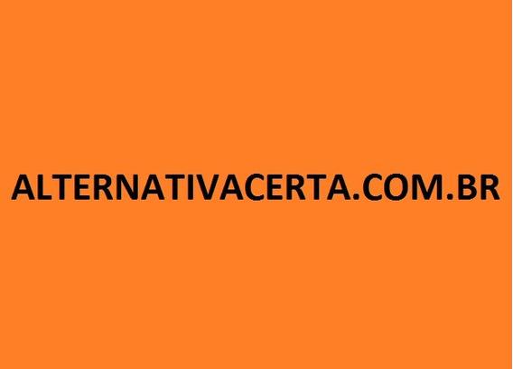 Domínio Alternativacerta (com Br)