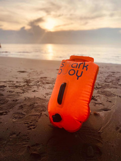 Boya Natación (seguridad Y Visibilidad) 20 L (sharkbuoy)