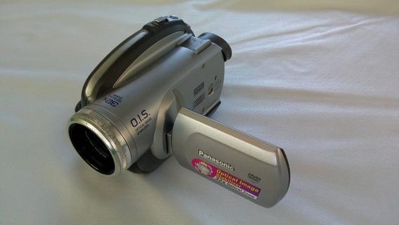 Filmadora Panasonic O.i.s 32xoptical Zoom(mini Dvd Rw)usada