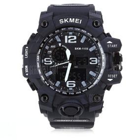 Relógio Skmei Masculino Esportivo Modelo 1155 Pronta Entrega