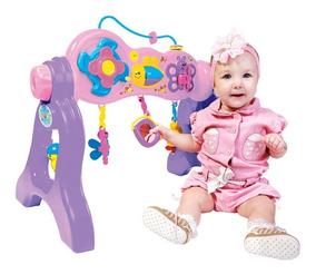 Centro De Atividades Bebê Infantil Baby Gym Menina Maral