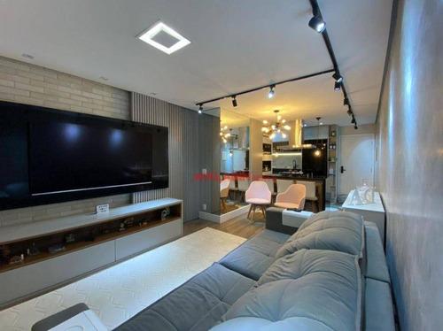 Imagem 1 de 30 de #=apartamento Com 2 Dormitórios À Venda, 82 M² Por R$ 1.220.000 - Vila Mariana .! - Ap10657