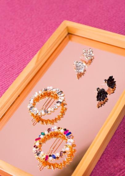 Clip Gems Multicolor Las Pepas