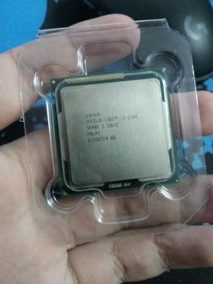 Processador Intel Core I5 2500 3.30ghz!