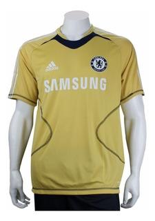 Camisa Chelsea 2010 adidas Treino