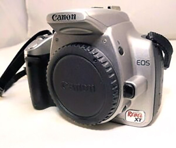 Camera Canon 350d Xt Rebel
