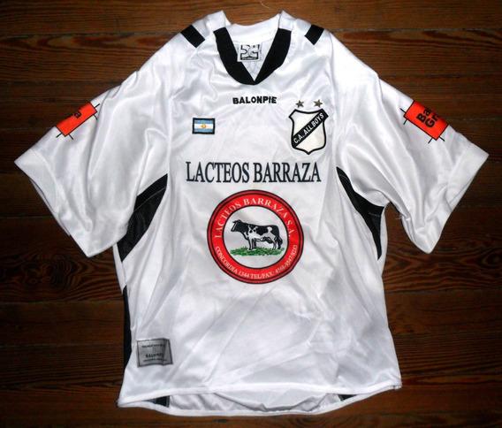 Camiseta All Boys Balonpie Niños Talle 8