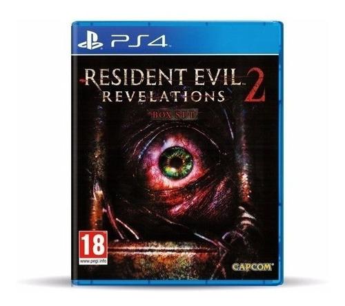 Imagen 1 de 4 de Resident Evil: Revelations 2 Standard Edition Capcom PS4 Físico