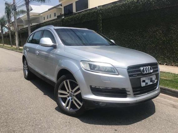 Audi Q7 3.6 V6 Blindada