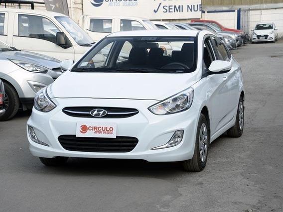 Hyundai Accent Rb 1.4 Gl Cvt 2017