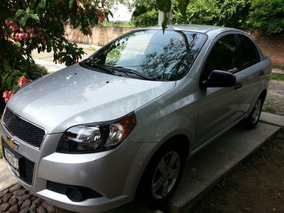Chevrolet Aveo 1.6 Ls L4 Man Mt 2014