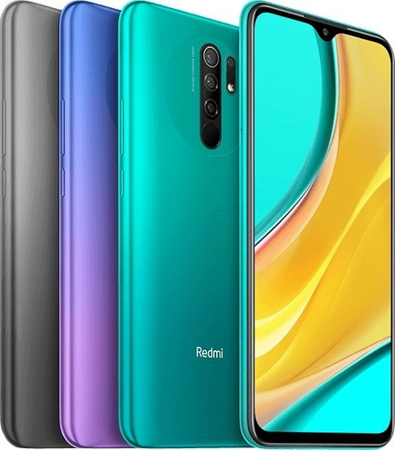 Xiaomi Redmi 9 32gb - Intelec