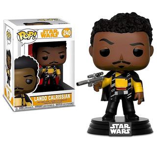 Funko Pop Lando Calrissian #240 Star Wars Nuevo - Nextgames