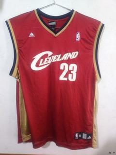 Jersey Swingman adidas Cleveland Cavaliers Lebron 64cm Eg