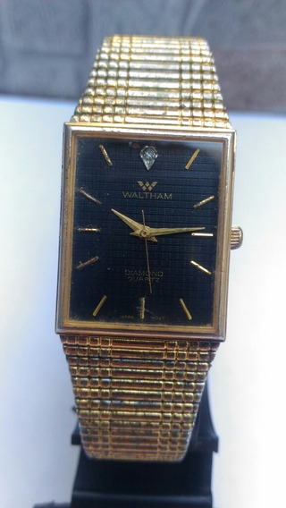 Relógio Walthan Antigo N~ Citizen Seiko Bulova