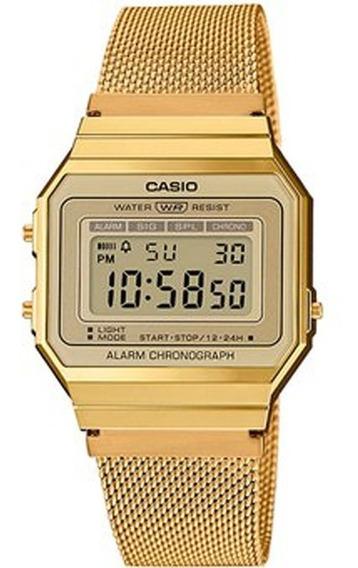 Reloj Casio Vintage Digital A700wmg-9avt Original Unisex