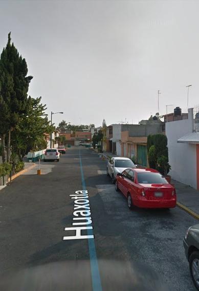 Casa En Colonia Culhuacan Ctm Sección V