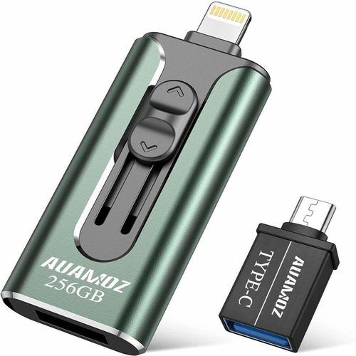 Memoria Para iPhone Flash Drive Con 4 Puertos