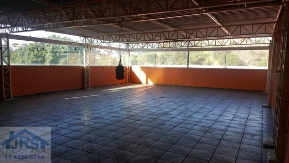 Ótimo Salão Para Locação Em Barueri Vl. São Silvestre - Sl0009
