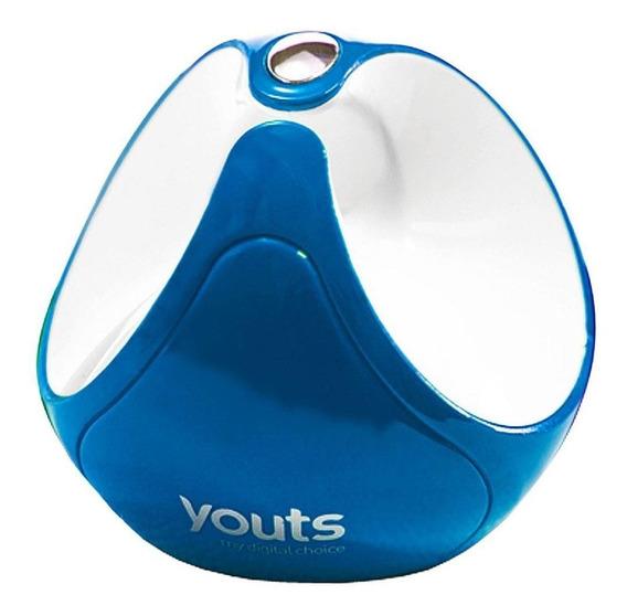 Caixa De Som Youts Azul