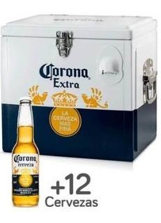 Conservadora Corona + 12 Porrones - Perez Tienda -