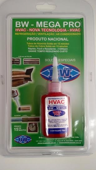 Hvac Super Pro Solda Fria Cobre E Aluminio - Ar Condicionado