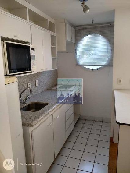Flat Com 1 Dormitório Para Alugar, 55 M² Por R$ 2.000/mês - Alphaville Industrial - Barueri/sp - Fl0002